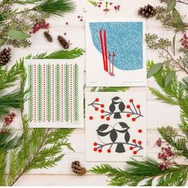Swedish Dishcloth Set of 3, Nature's Gifts