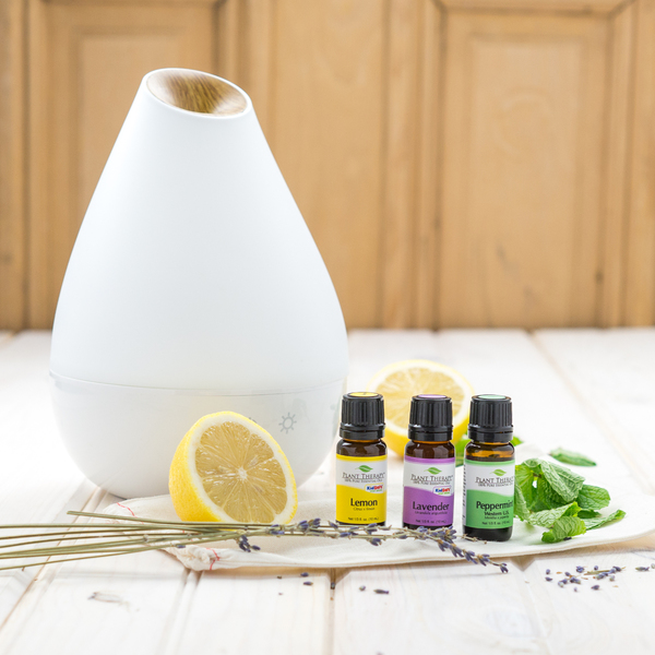 Essential Oil and Diffuser Set