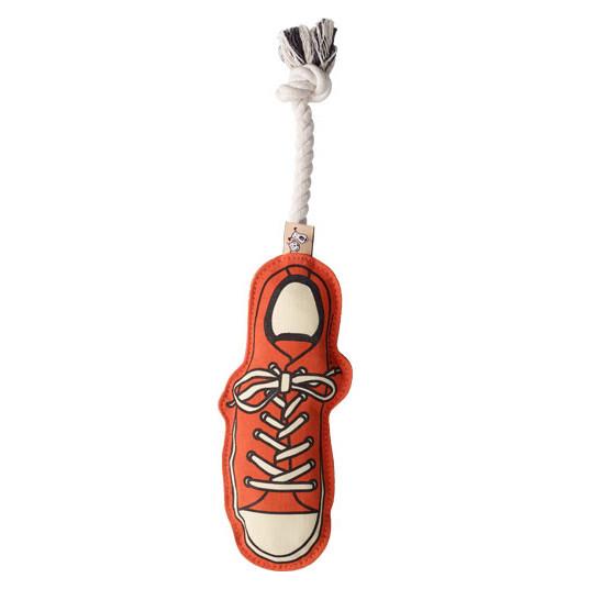 Sneaker Rope Toy