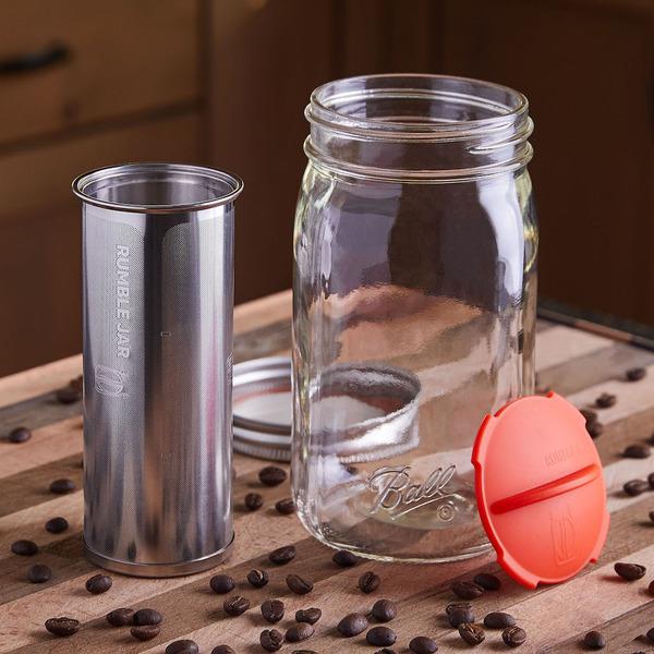 rumble jar cold brew kit
