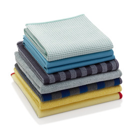 Home Cleaning Set - 8 Cloths