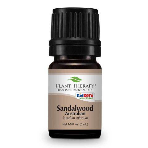 Sandalwood Australian Essential Oil, 5 ml