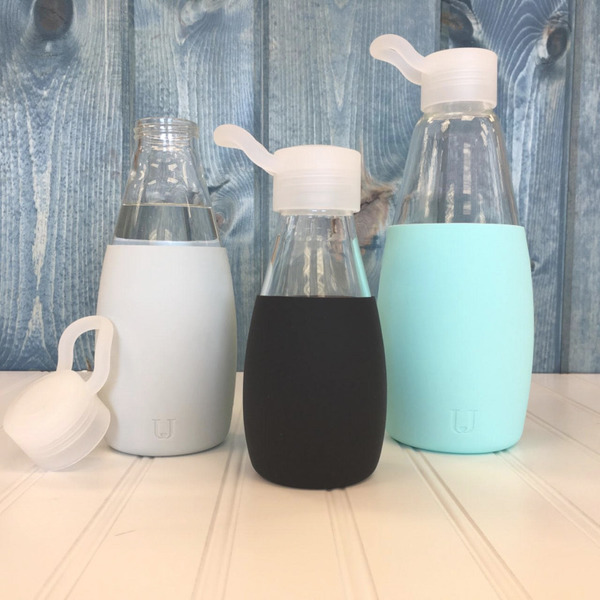Family Glass Water Bottle Kit