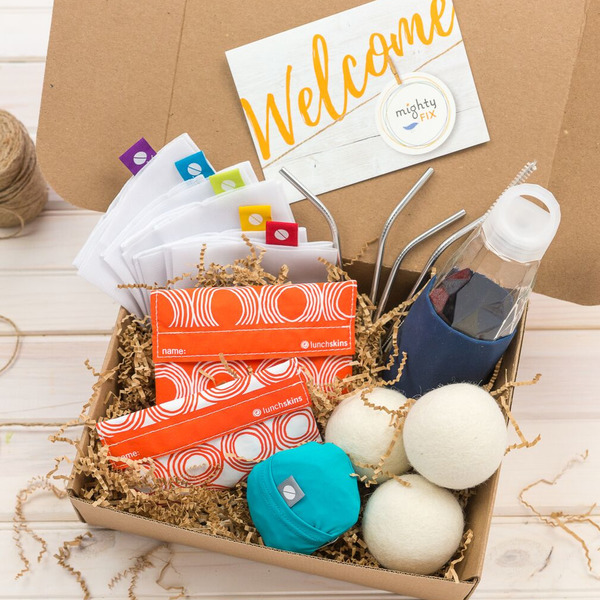 Ditch Disposables Gift Box