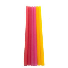 Reusable Silicone Straws, Standard Size
