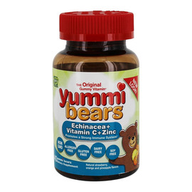 Yummi Bears Echinacea with Vitamin C & Zinc
