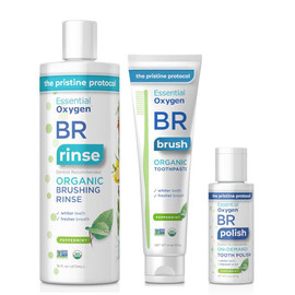 Essential Oxygen Oral Care Set