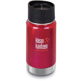 12oz Kanteen Wide Insulated Bottle with Cafe Cap
