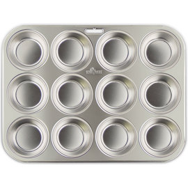 Stainless Steel Muffin Pan
