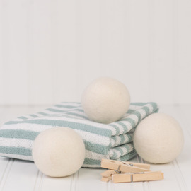 Wool Dryer Balls 3-Pack