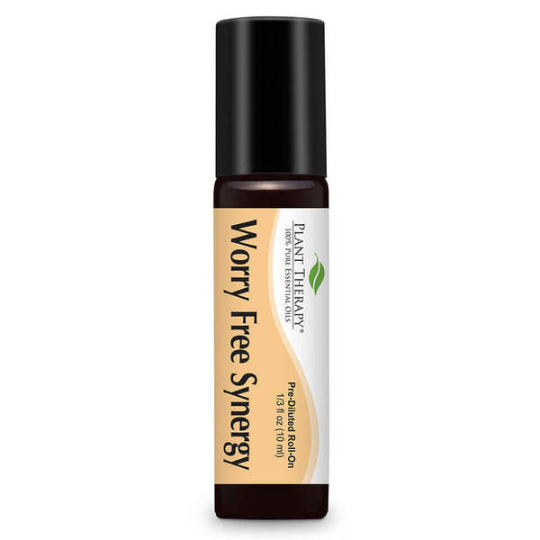 Worry Free Synergy Essential Oil Roll-On