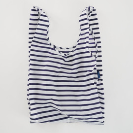 Reusable Shopping Bag, Sailor Stripe