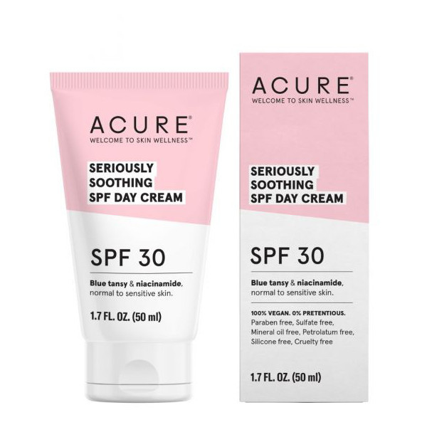 Seriously Soothing SPF30 Day Cream