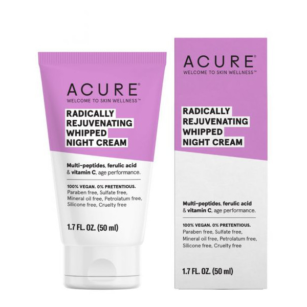 Radically Rejuvenating Whipped Night Cream
