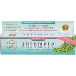 Ayurvedic Foam-Free Toothpaste