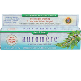Ayurvedic Freshmint Toothpaste