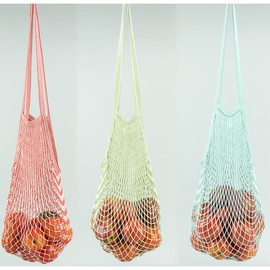 Long Handle Organic String Bag