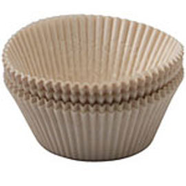 Unbleached Baking Cups, 48 count