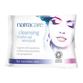 Organic Make-Up Removal Wipes