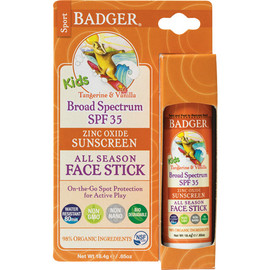 Kids Sport Sunscreen Stick, SPF 35