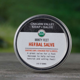 Minty Feet Foot Balm