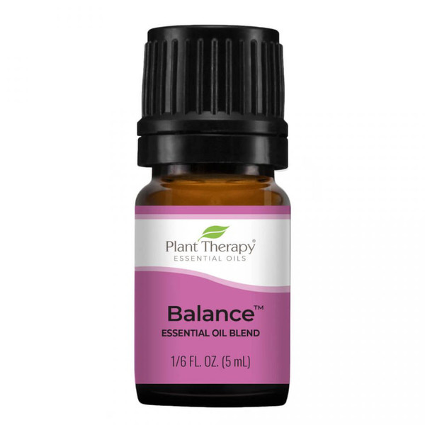 Balance Synergy Essential Oil (For Women)