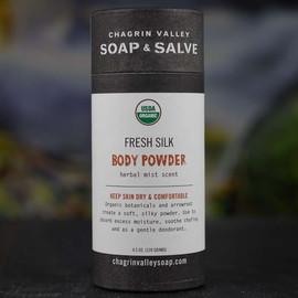 Organic Body Powder