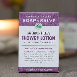 Shower Lotion Bar