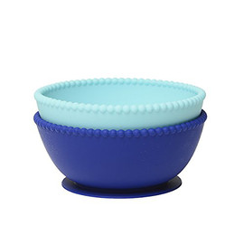 Silicone Baby Bowl Set
