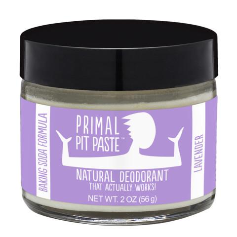 Natural Baking Soda Deodorant Jar