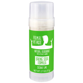 Natural Baking Soda Deodorant Stick