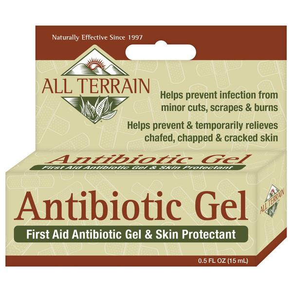 First Aid Antibiotic Gel