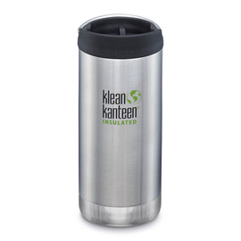 12oz TK Wide Bottle with Cafe Cap