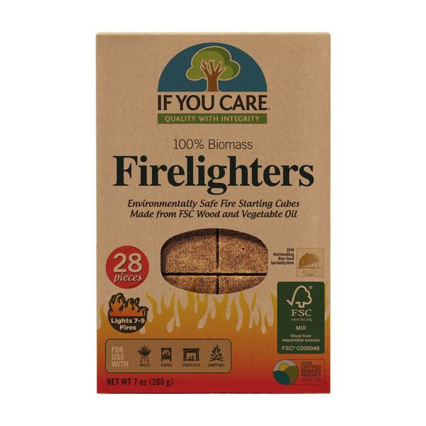 Biomass Firelighters