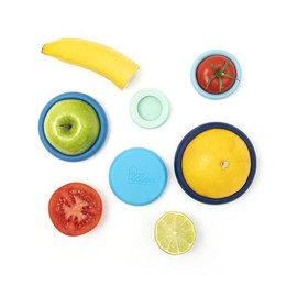 Food Huggers Storage, Set of 5
