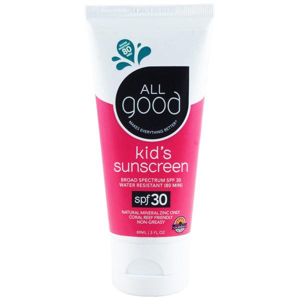 Kid's Sunscreen Lotion, SPF 30