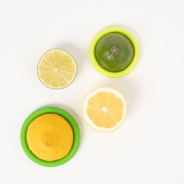 Food Huggers Citrus Savers, Set of 2