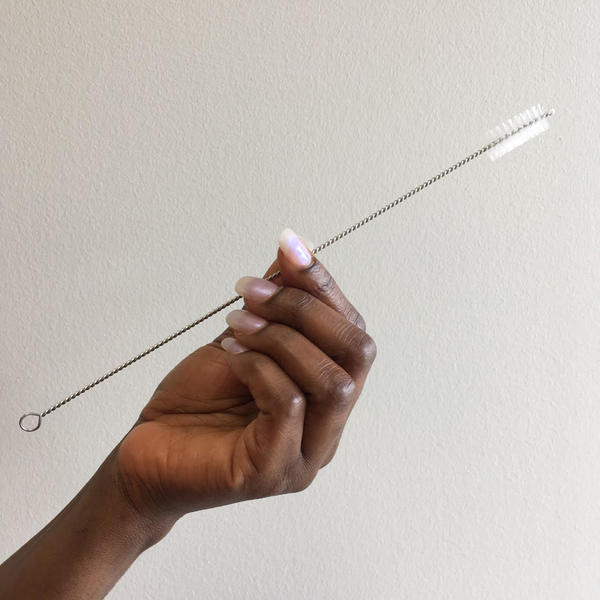 Stainless Steel Straw Cleaner