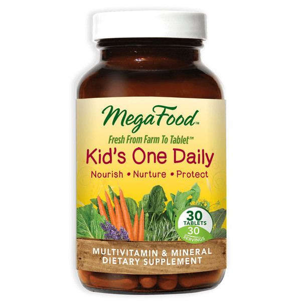 Kid's One Daily Multivitamin & Mineral, 30 Count