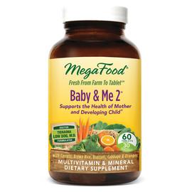 Baby & Me 2 (Herb-Free) Prenatal Multivitamin & Mineral