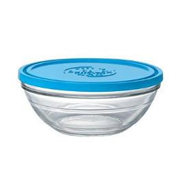Duralex Lys Round Glass Storage Bowls