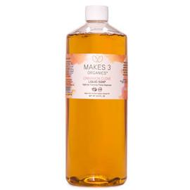 All Natural Liquid Foaming Soap (Plus Refills)
