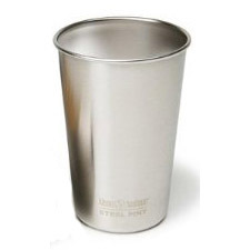 Stainless Steel Pint