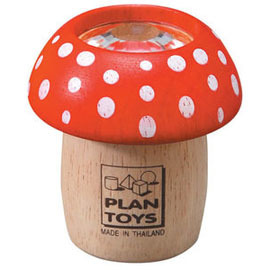 Mushroom Kaleidoscope, Assorted Colors
