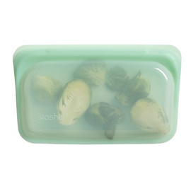 Silicone Storage Bag, Snack Size