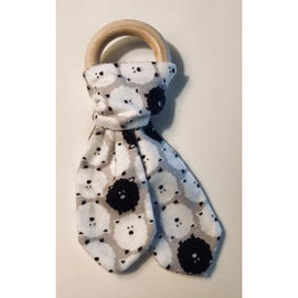 Organic Cotton Teething Rings