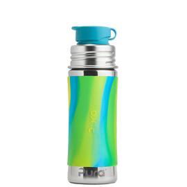 11oz Pura Sport Mini Bottle with Sleeve