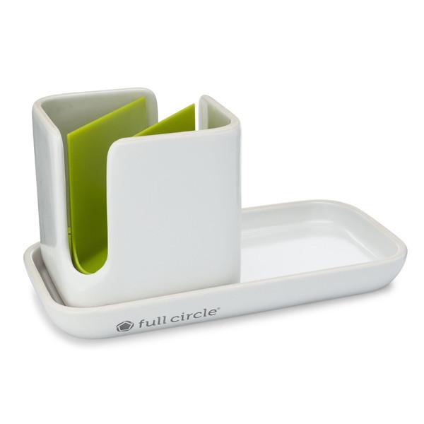 Stash Modular Ceramic Sink Caddy