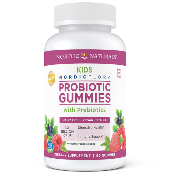 Probiotic Gummies KIDS, 60ct