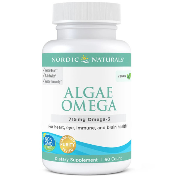 Algae Omega, 60ct